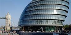 پاورپوینت نقد تالار شهر لندن