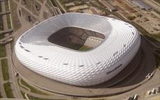 تحقیق درباره ورزشگاه آلیانتس آرنا مونیخ