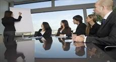 پاورپوینت مدیریت آموزشی و نقش آن به عنوان تربیت کننده مربیان و معلمان