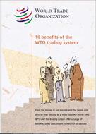 مقاله ترجمه شده با عنوان ده فایده سازمان تجارت جهانی، به همراه اصل مقاله