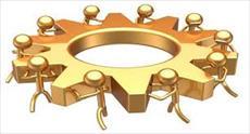 پاورپوینت مدیریت تحقیق و عملکرد و روابط انسانی در سازمان